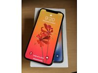 iPhone X 64Gb White in Excellent Condition Unlocked