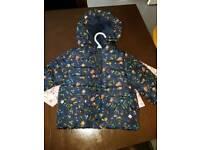 Coat jacket 9-12 months