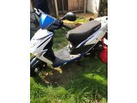 Longjia Moped