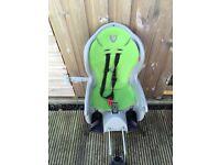 Hamas child's bike seat