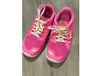 Nike Pink Trainers size 5