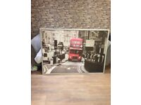 Ikea large London picture