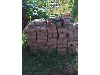Good quality patio bricks
