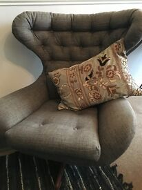 70's Scandinavian style chair