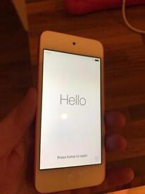 iPod touch 6th generation 32gb pink
