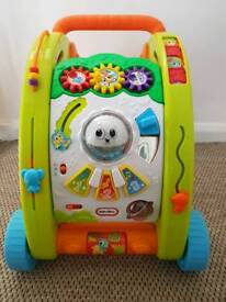 Walker- Little tikes