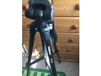 Velbon EF-61 Camera Tripod RRP £45.99.