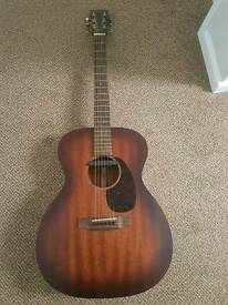 Martin 00-15m Acoustic Guitar with Fishman Pickup