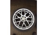 """19"""" VMR alloy wheels 5x112 Volkswagen Passat Audi A4 a3 golf mk5 jetta"""