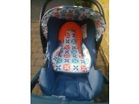 Cosatto Giggle complete travel system