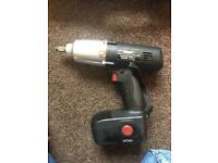 Sealey impact wrench 19.2v