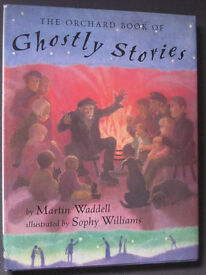 Beautifully illustrated hardback collection of ghost stories for children aged 5 up.