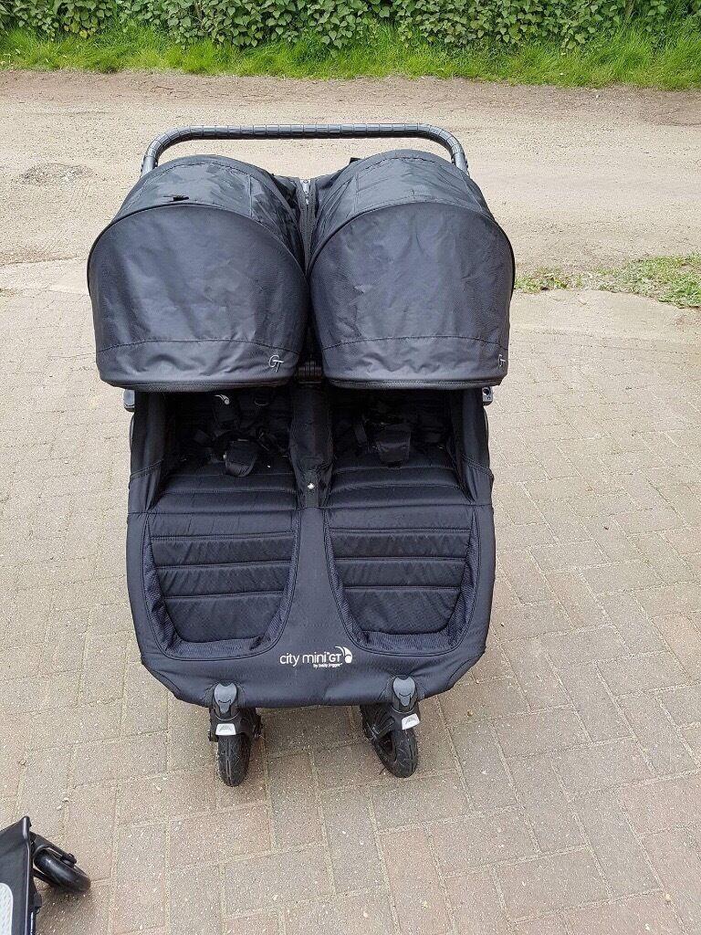 Baby Jogger City Mini Gt Double In Aylsham Norfolk Gumtree
