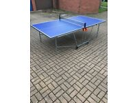 Artengo Table Tennis Table