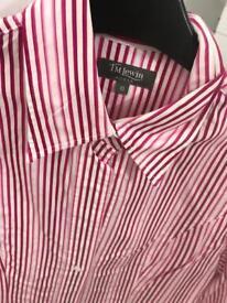 Tm lewin size 10 shirt