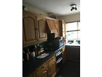 High grove second hand kitchen plus integrated appliances