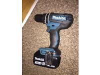 MAKITA DHP482 Cordless Drill