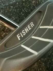 Fisher putter