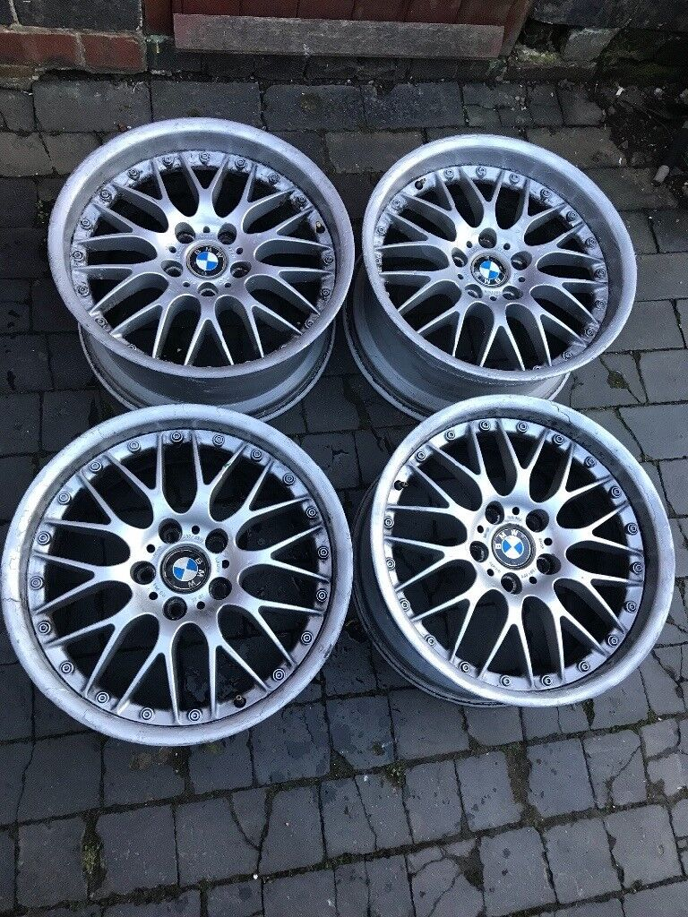 BMW BBS Split Rims RS744/RS745 Staggered
