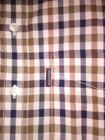 Aquascutum of london shirt