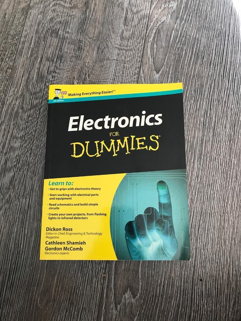 Electronics For Dummies In Poole Dorset Gumtree Circuits Book