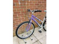 "15"" FRAME OPTIMA STORM LADIES MOUNTAIN BIKE"