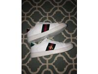 Gucci Ace Bee Sneakers Trainers UK size 38/5
