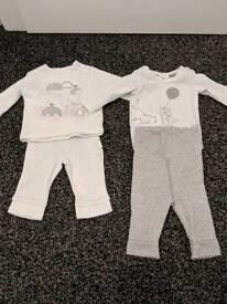Newborn outfit bundle - unisex