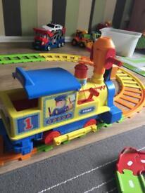 Tomy Choo Choo Express Ride on