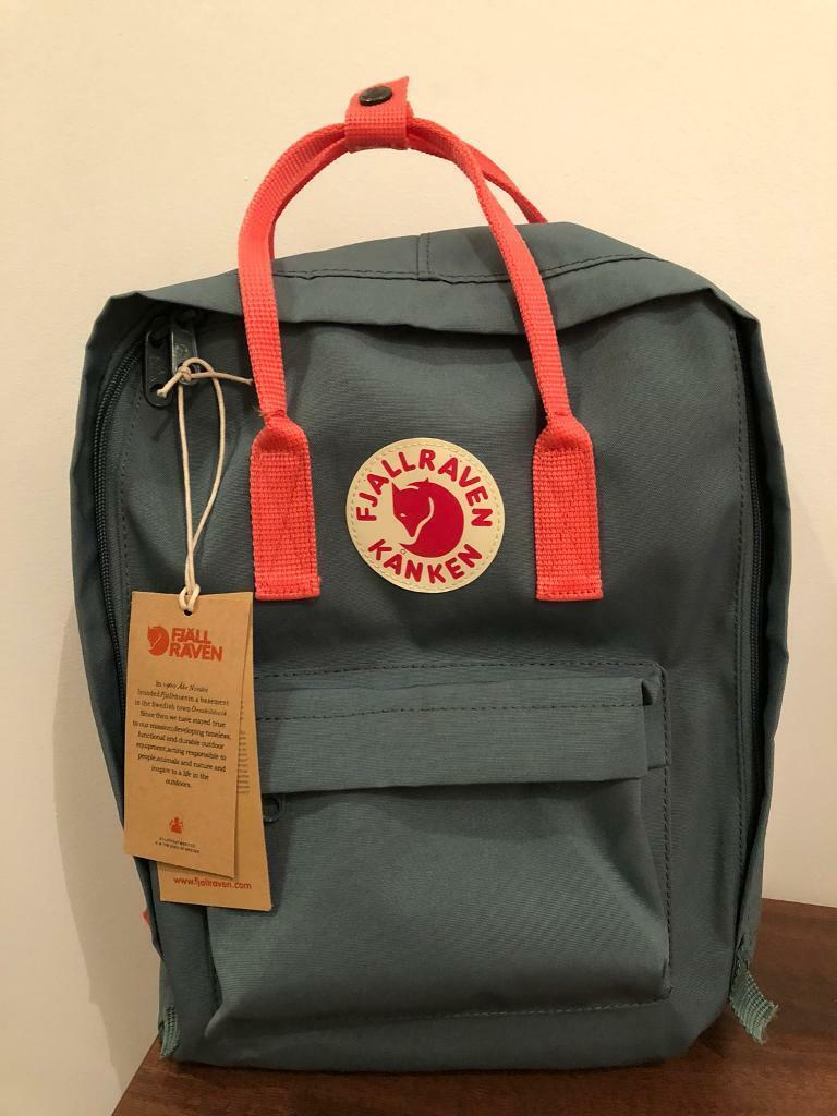 fresh styles special for shoe arriving Backpack Fjallraven Kanken | in Whitechapel, London | Gumtree