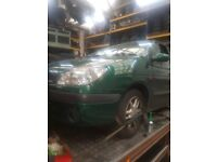 V reg Renault scenic breaking cheap parts any parts £10