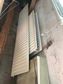 Good condition radiators - £15 for the lot