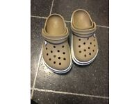 Crocks kids uk size 11
