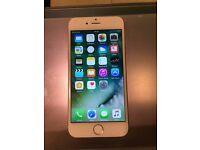 Iphone 6s 16GB white Unlocked good Condition.....!!!!!