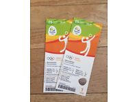 Rio Olympics pair of Volleyball tickets 9th August