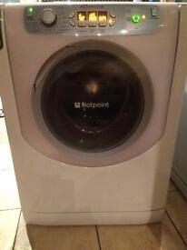 Hotpoint large capacity washing machine