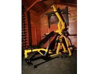 Powertec leverage multi gym