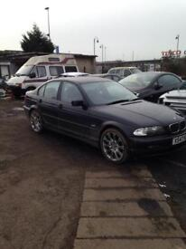 Bmw318i breaking for spares