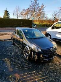 Vauxhall Corsa 1.4 turbo limited edition