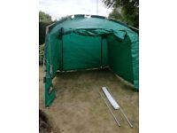 Kyham Ridgi Dome Quick Erect Garden Shelter, Gazebo. Used.