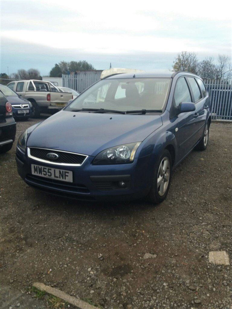 2005 FORD FOCUS 1.6 PETROL ESTATE