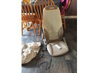 Homemedics massage chair