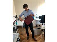 Loewe leather satchel briefcase bag BRAND NEW