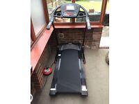Reebok ZR9 Running Machine / Treadmill - hardly used