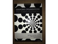 Managing organisations and Human Resources