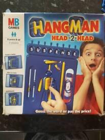 MB Hang Man Game