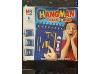 MB Hang Man Game