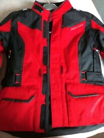 Motorcylcle jacket ladies rev it voltiac, size 40