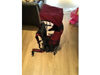 Pre-owned Deuter Kid Comfort - Child Carrier. Great Condition