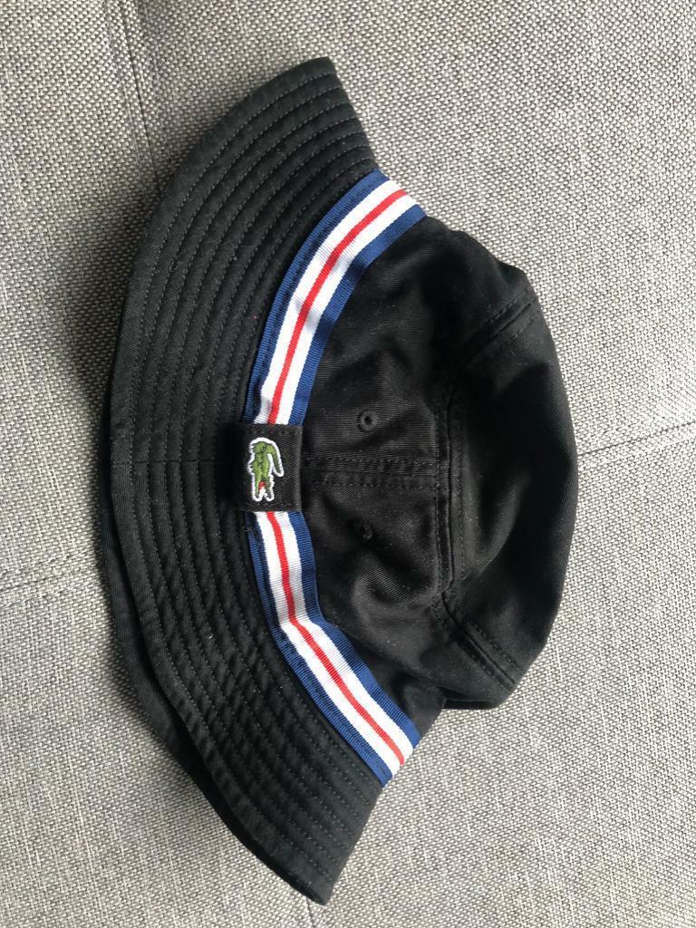 37f1afdf7 Lacoste men s Hat size L